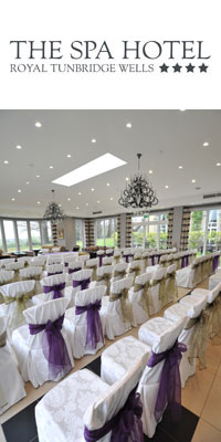 An Elegant Hotel & Wedding Venue in Tunbridge Wells