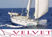 Velvet Adventure Sailing, Exploring under Sail