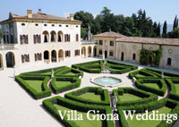 Villa Giona Weddings