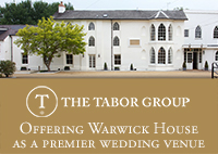 Warwick House, an idyllic setting for the perfect wedding